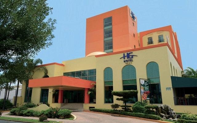 HG Hotel en Zapopan