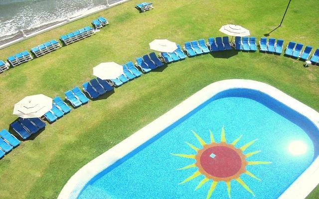 Hilton Garden Inn Veracruz Boca del Río, disfruta de su alberca al aire libre