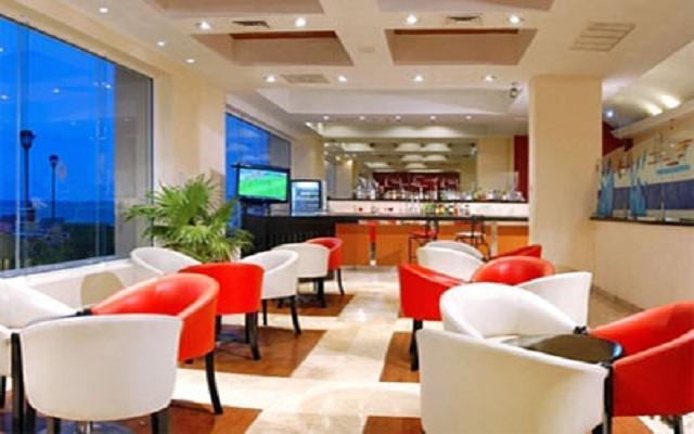 Hilton Garden Inn Veracruz Boca del Río, Garden Bar