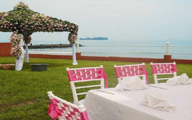 Hilton Garden Inn Veracruz Boca del Río, facilidades nupciales