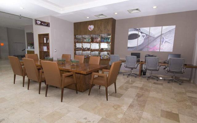 Hilton Garden Inn Veracruz Boca del Río, centro de negocios