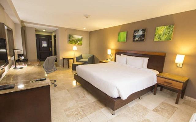 Hilton Garden Inn Veracruz Boca del Río, habitaciones llenas de confort