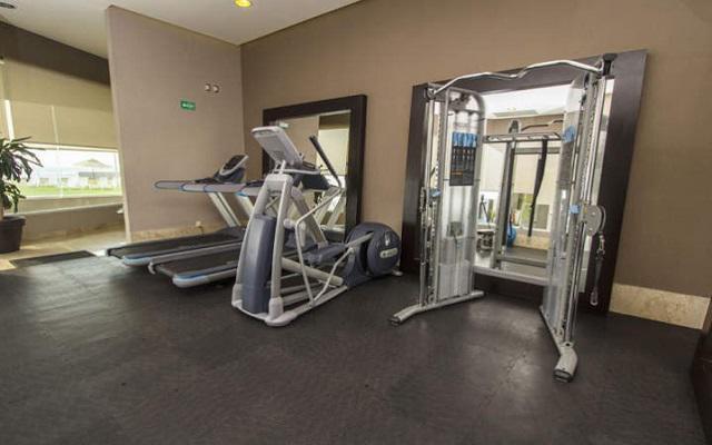 Hilton Garden Inn Veracruz Boca del Río, ejercítate en el gimnasio bien equipado