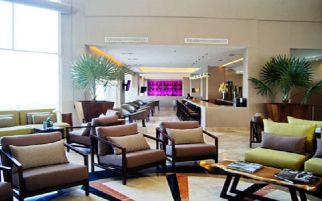Hilton Garden Inn Veracruz Boca del Río, Lobby
