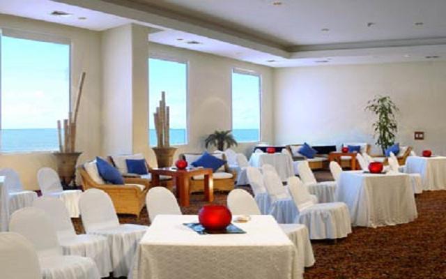 Hilton Garden Inn Veracruz Boca del Río, salón de eventos