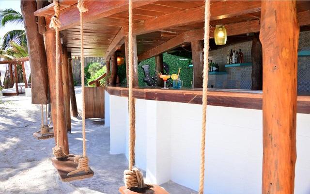 Hip Hotel Tulúm, disfruta una copa en sitios agradables