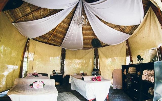 Hip Hotel Tulúm, permite que te consientan en el spa