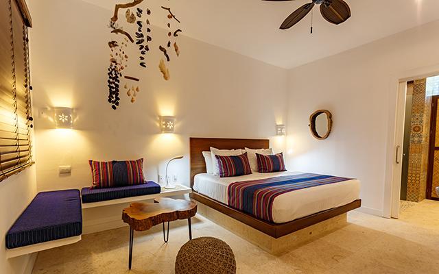 Hotel HM Playa del Carmen habitación doble estándar con cama King
