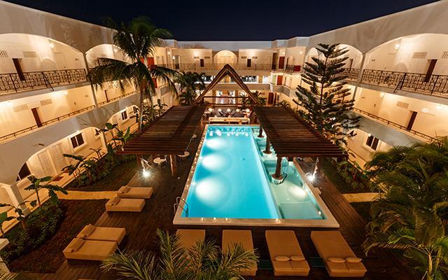 Hotel HM Playa del Carmen un ambiente siempre bohemio para relajarte en tus vacaciones