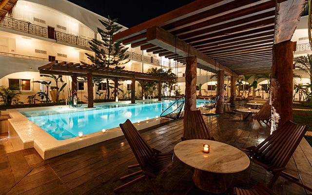 Hotel HM Playa del Carmen instalaciones nuevas que te fascinarán