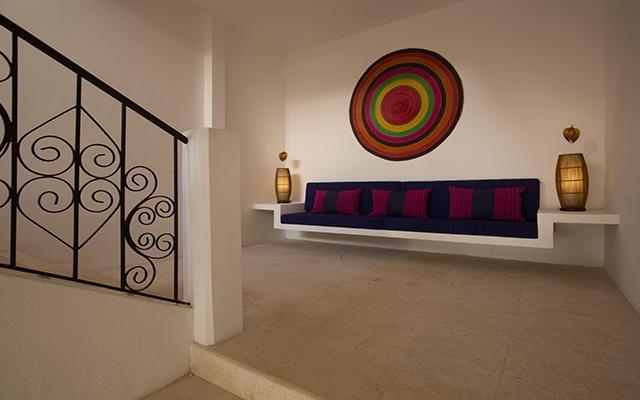 Hotel HM Playa del Carmen posee tres plantas con un total de 91 habitaciones