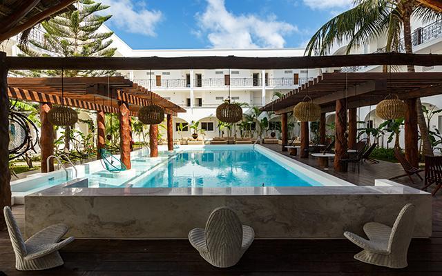 Hotel HM Playa del Carmen también cuenta con servicio de bar