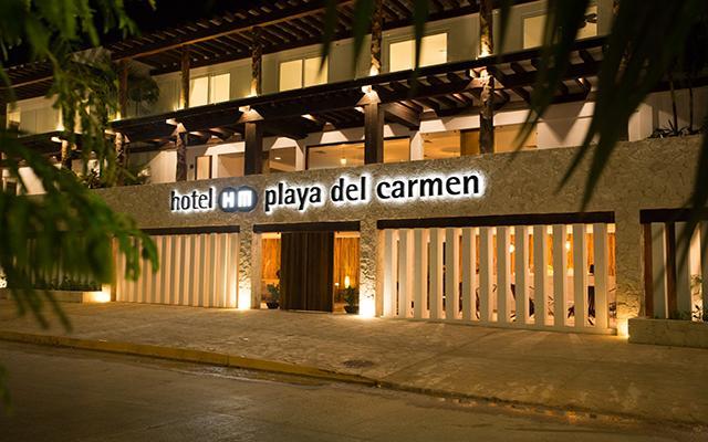 Hotel HM Playa del Camen a solo unos pasos de la Quinta Avenida