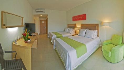 Habitación doble del hotel Holiday Inn Express Manzanillo