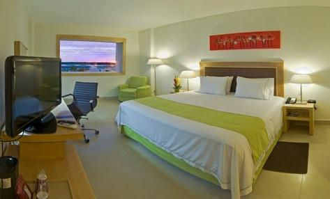 Habitación del hotel Holiday Inn Express Manzanillo