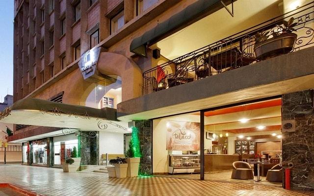 Holiday Inn Hotel & Suites Guadalajara Centro Histórico en Guadalajara Ciudad
