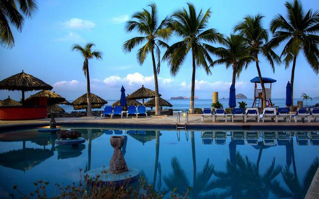 Hotel Holiday Inn Resort Ixtapa All Inclusive, escenarios fascinantes