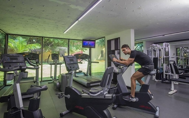 Hotel Holiday Inn Resort Ixtapa All Inclusive, gimnasio
