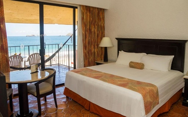 Hotel Holiday Inn Resort Ixtapa All Inclusive, habitaciones bien equipadas