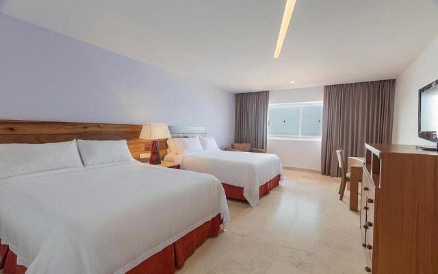 Hotel Holiday Inn Resort Ixtapa All Inclusive, espacios diseñados para tu descanso