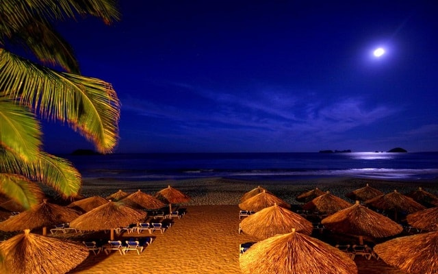 Hotel Holiday Inn Resort Ixtapa All Inclusive, noches inolvidables