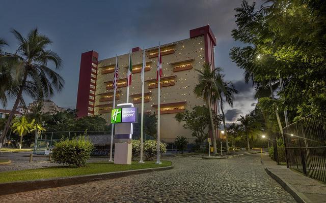 Hotel Holiday Inn Resort Ixtapa All Inclusive, buena ubicación