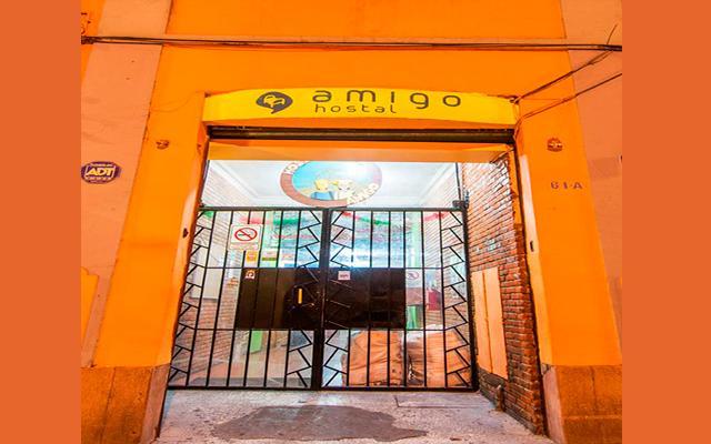 Hostal Amigo en Zócalo / Centro Histórico