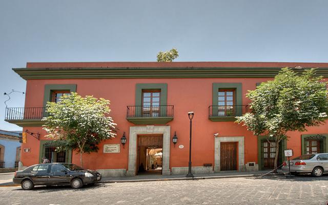 Hostal de La Noria en Oaxaca Ciudad