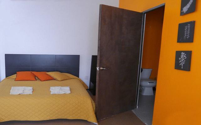 Hostel Amigo Suites, confort en sus habitaciones