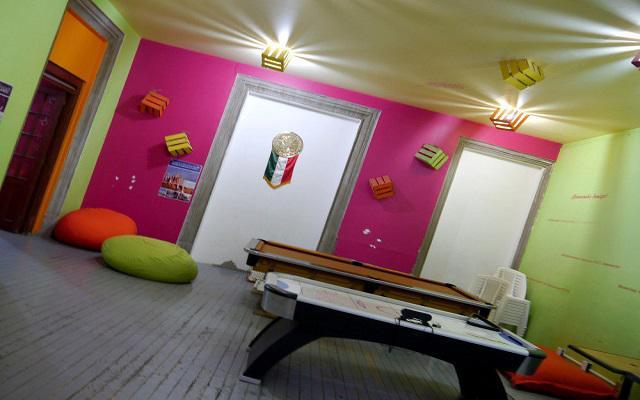 Hostel Amigo Suites, diviértete en su salón de juegos