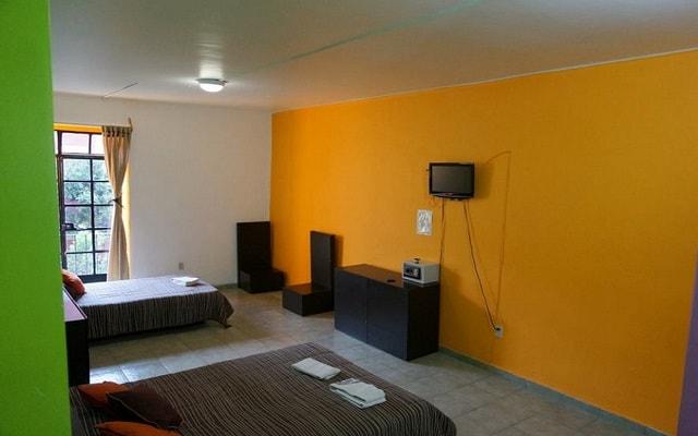 Hostel Amigo Suites, habitaciones compartidas o habitaciones privadas