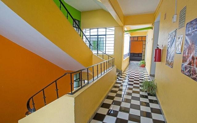 Hostel Amigo Suites, instalaciones limpias y cómodas
