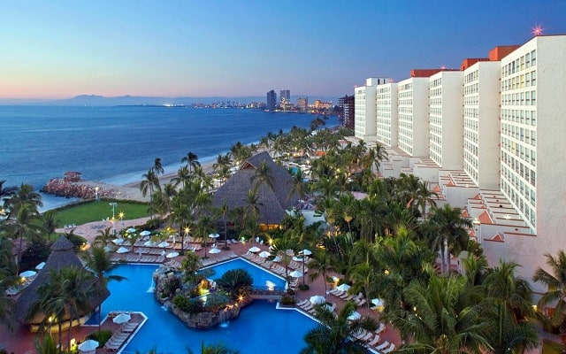 Hotel Sheraton Buganvilias All Inclusive Beach Resort en Zona Hotelera