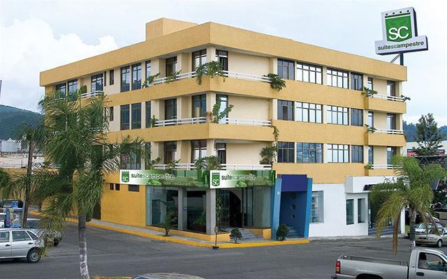 Hotel & Suites Campestre en Morelia Ciudad