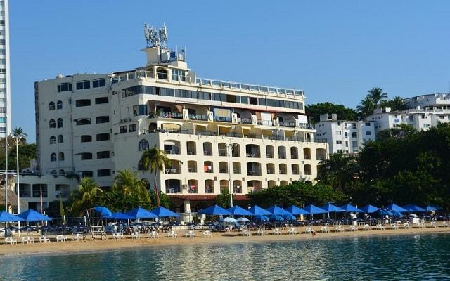 Hotel Acamar Beach en Zona Tradicional
