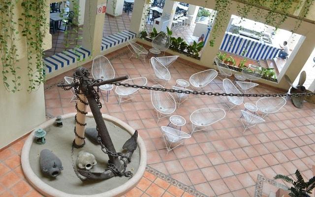 Hotel Acamar Beach, cómodas instalaciones