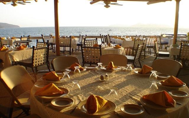 Hotel Acapulco Malibú, escenario ideal para tus alimentos