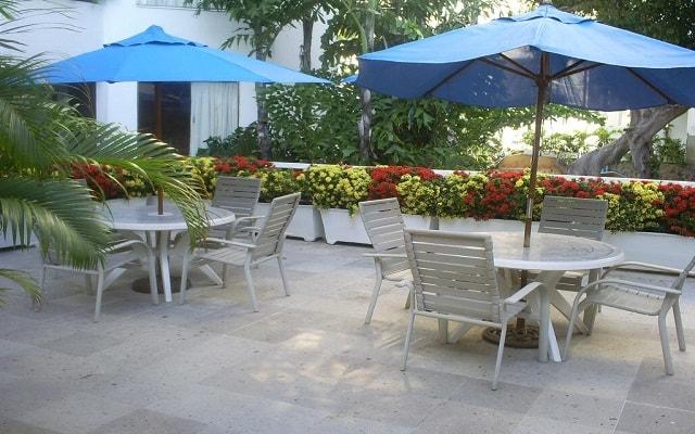 Hotel Acapulco Malibú, cómodas instalaciones