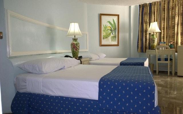 Hotel Acapulco Malibú, amplias y luminosas habitaciones