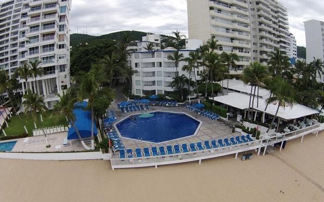Hotel Acapulco Malibú en Zona Dorada