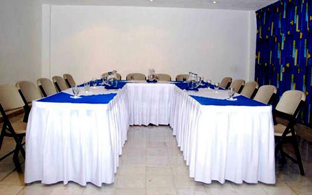 Hotel Acapulco Malibú, sala de juntas