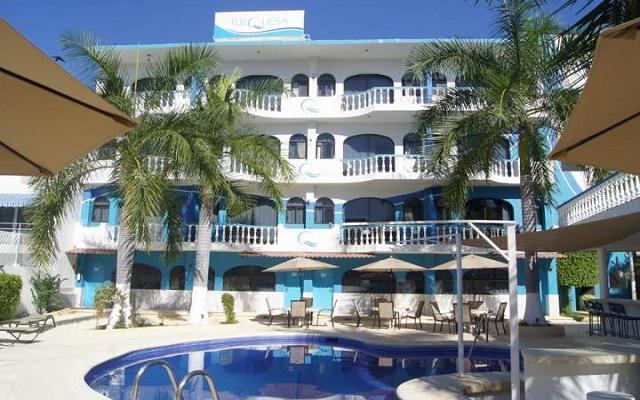 Hotel Acapulco Turquesa en Zona Dorada