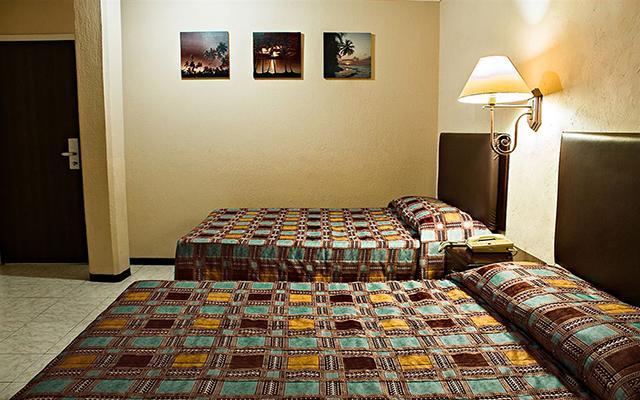 Hotel Acuario, habitaciones cómodas y acogedoras