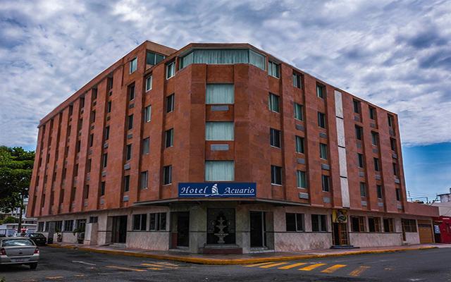 Hotel Acuario en Veracruz Puerto