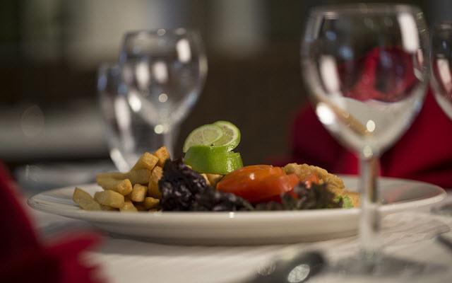 Restaurante de platillos mexicanos