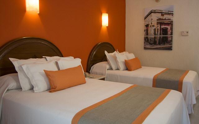 Habitación doble Adhara Hacienda Cancun
