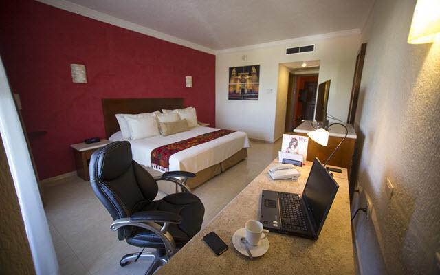 Habitación ejecutiva Adhara Hacienda Cancun