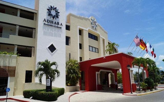 Hotel Adhara Hacienda Cancún en Cancún Centro