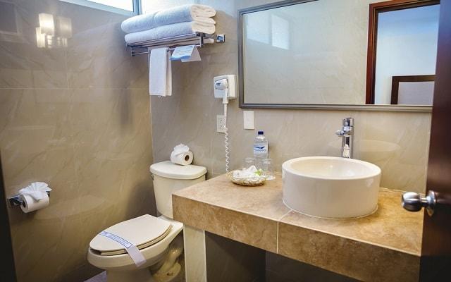 Hotel Aguamarina, amenidades de calidad