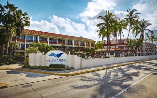 Hotel Aguamarina en Malecón